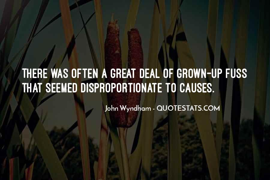 Wyndham's Quotes #135704