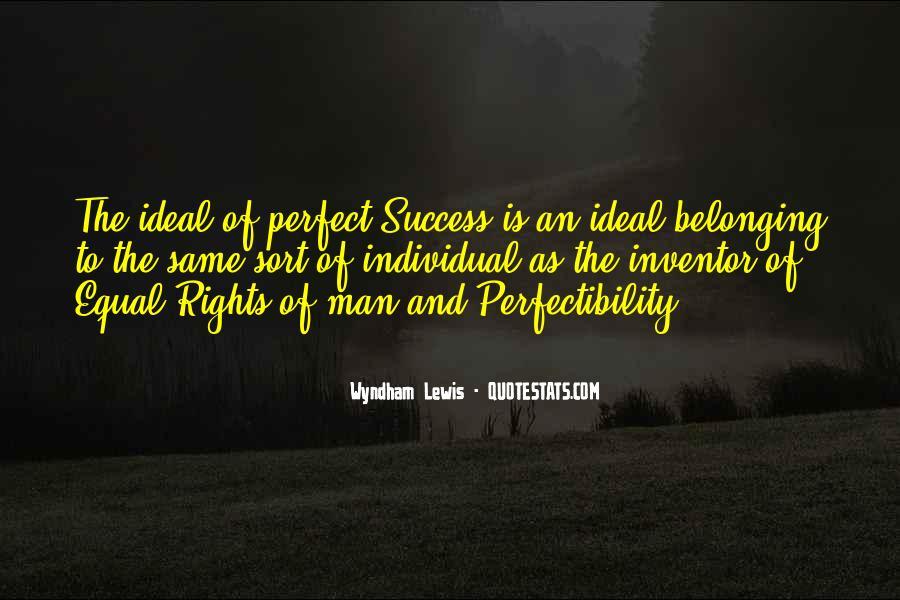 Wyndham's Quotes #139615