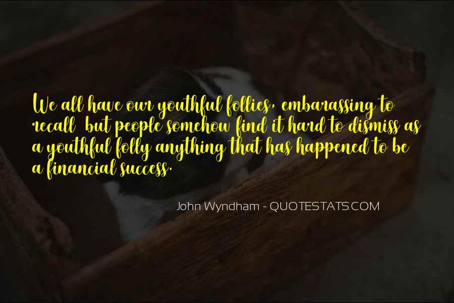 Wyndham's Quotes #19143