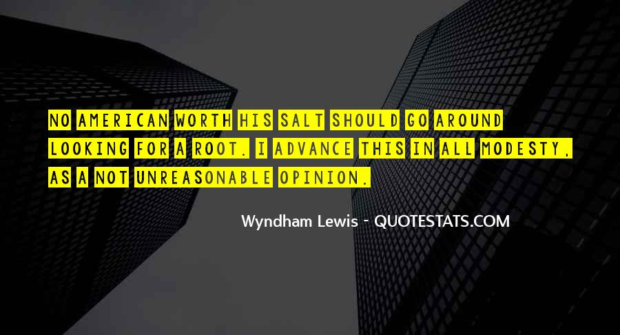 Wyndham's Quotes #191523