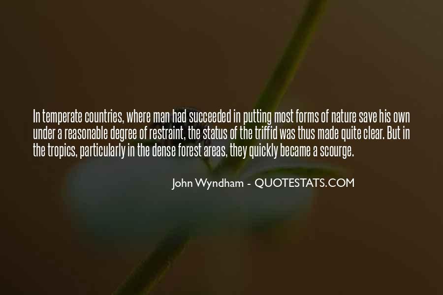 Wyndham's Quotes #351808