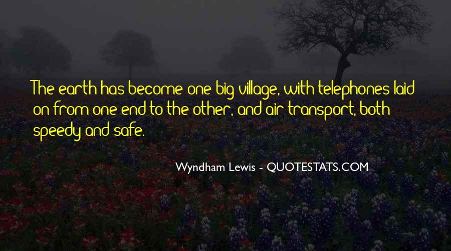 Wyndham's Quotes #435029