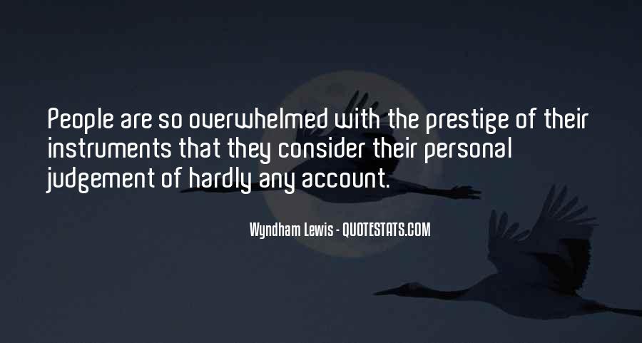 Wyndham's Quotes #438722