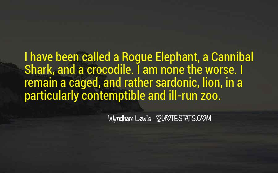 Wyndham's Quotes #545973