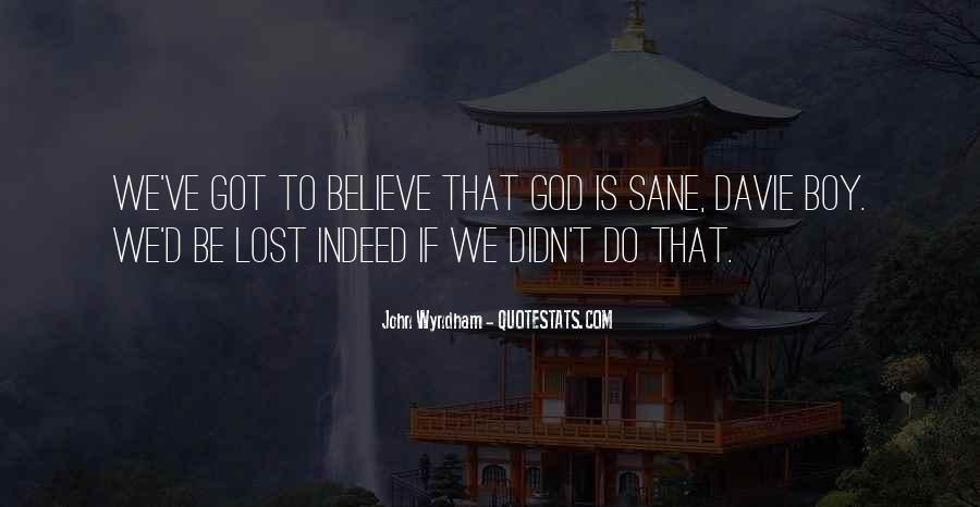 Wyndham's Quotes #56442