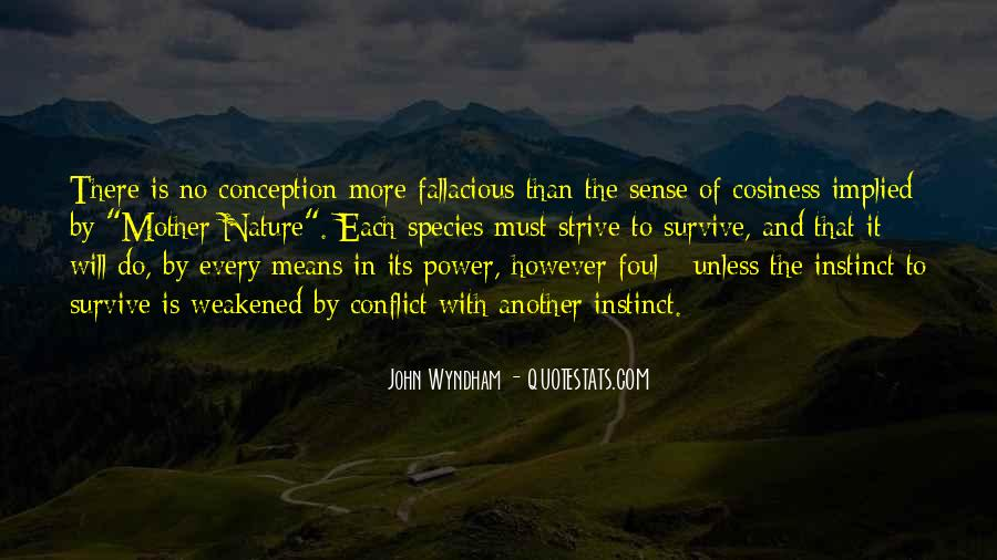 Wyndham's Quotes #674949
