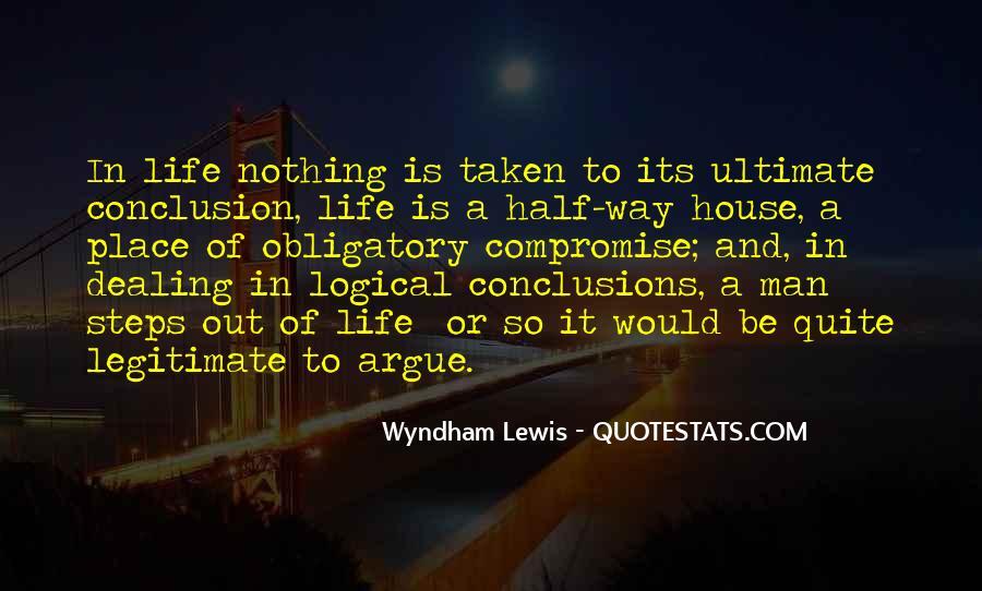 Wyndham's Quotes #735463