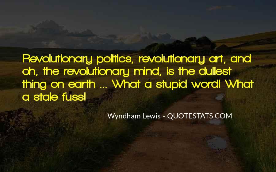Wyndham's Quotes #747915