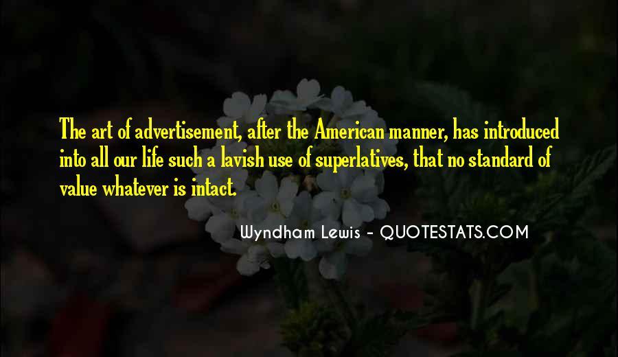 Wyndham's Quotes #754755