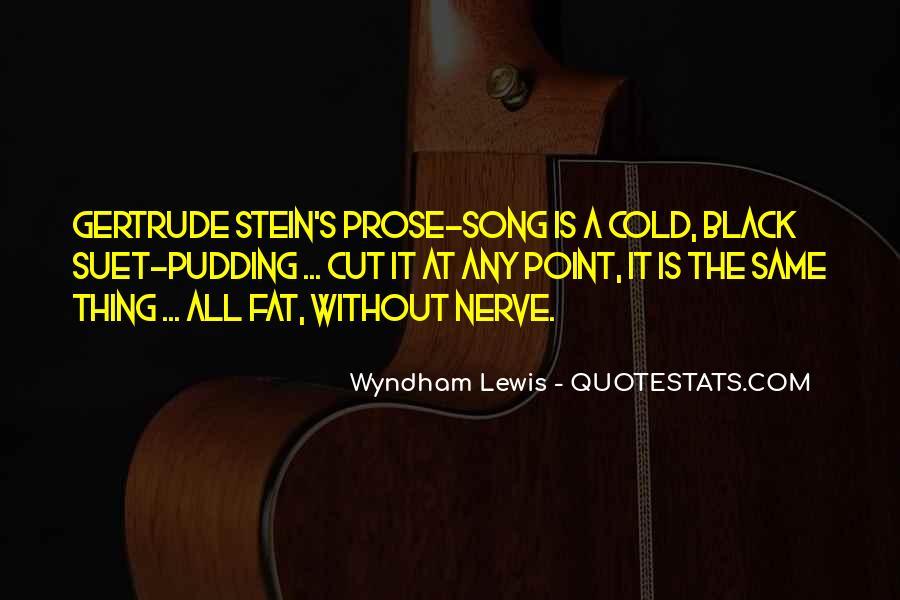 Wyndham's Quotes #769009