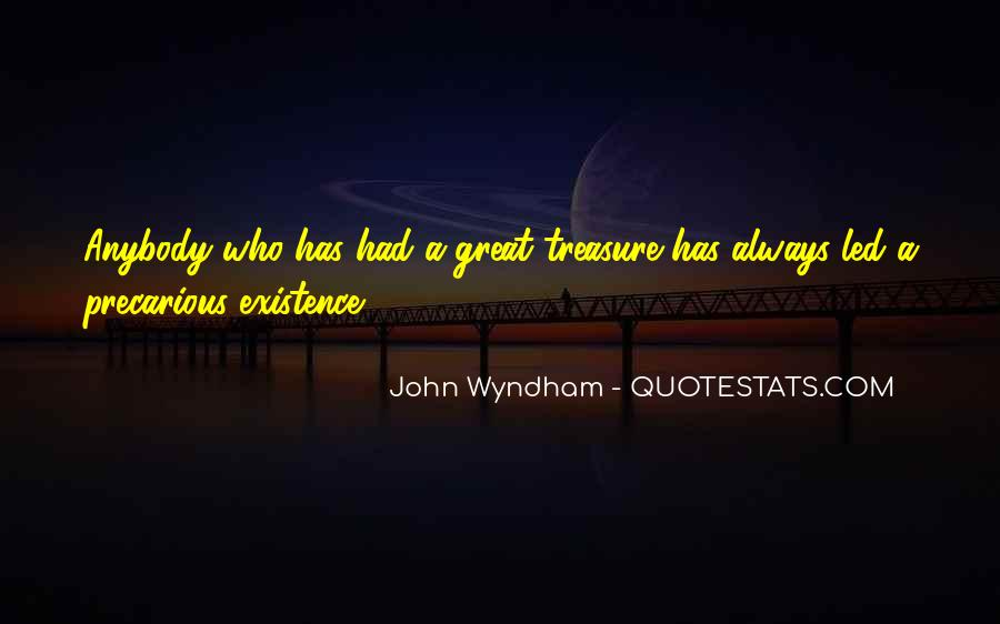 Wyndham's Quotes #811409