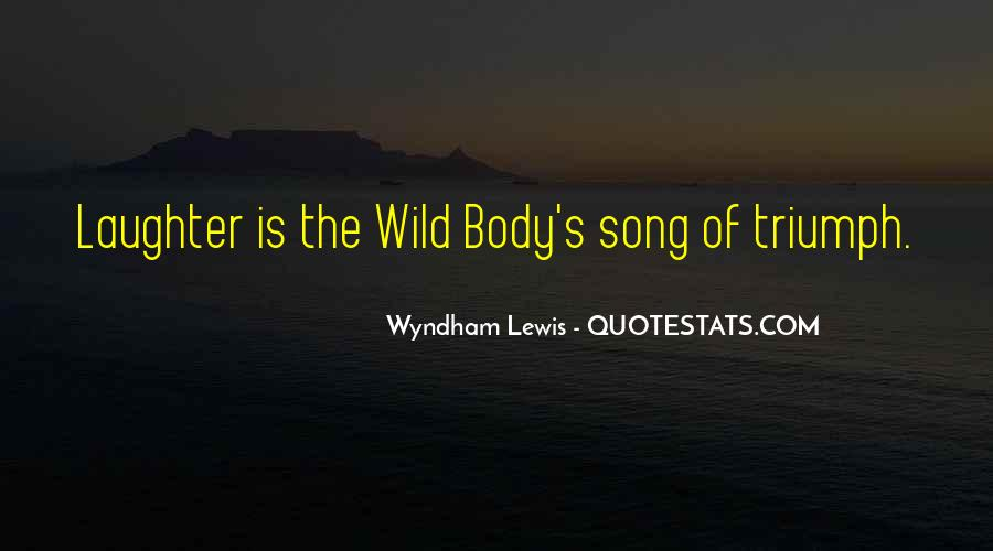 Wyndham's Quotes #845639