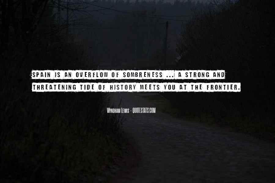 Wyndham's Quotes #848532