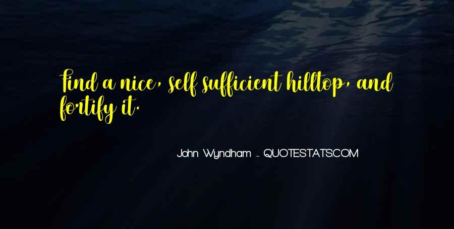 Wyndham's Quotes #874181