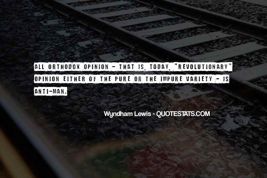 Wyndham's Quotes #952246