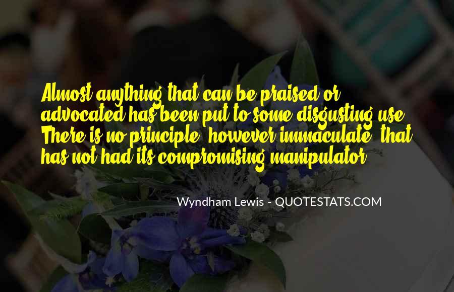 Wyndham's Quotes #952893