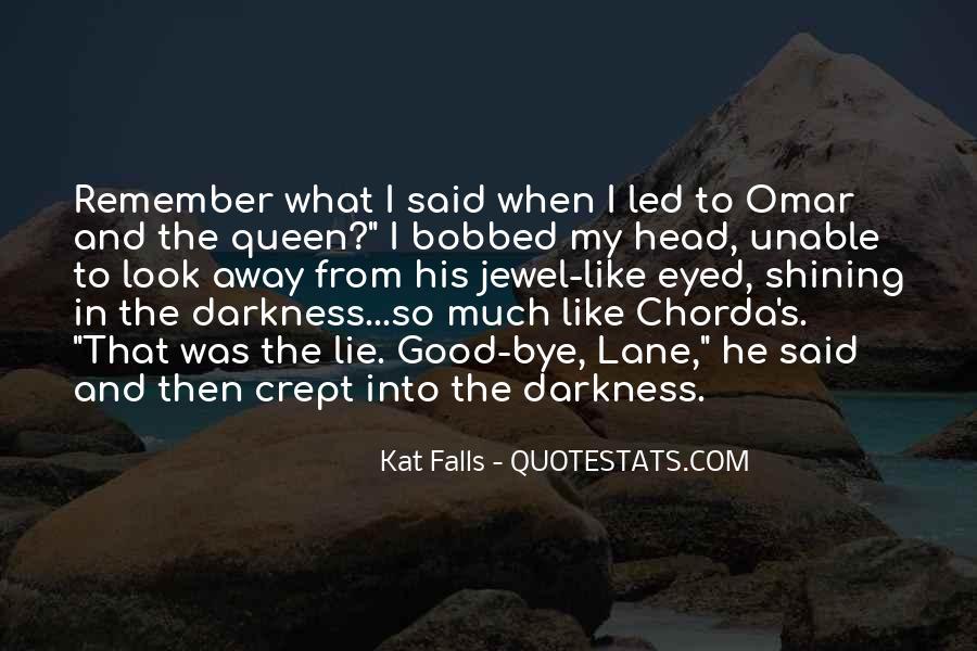 Ya'ir's Quotes #174677