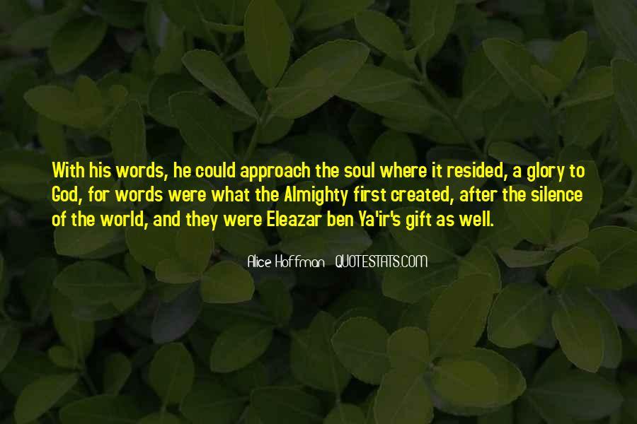 Ya'ir's Quotes #1750118