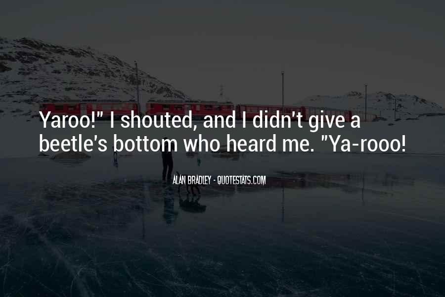 Ya'ir's Quotes #193047