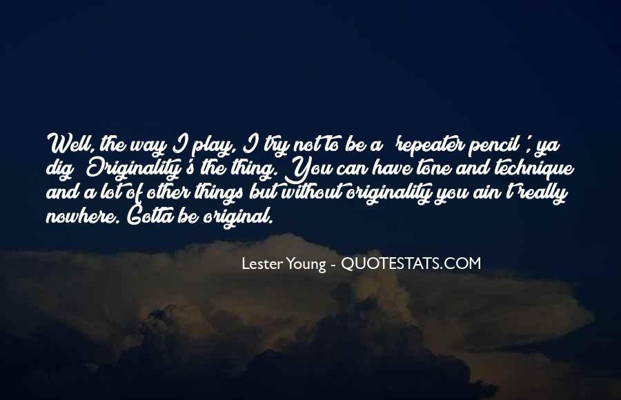 Ya'ir's Quotes #200619