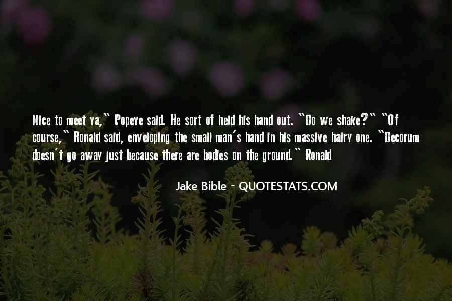 Ya'ir's Quotes #256921