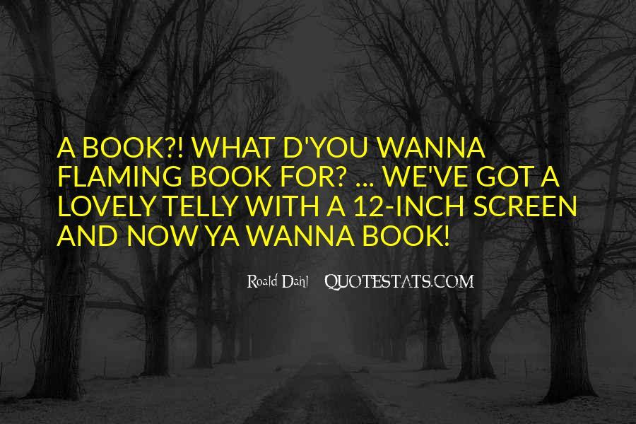 Ya've Quotes #1049334