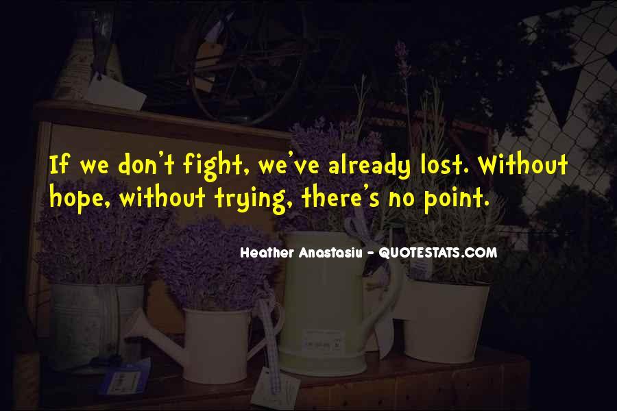 Ya've Quotes #1385980
