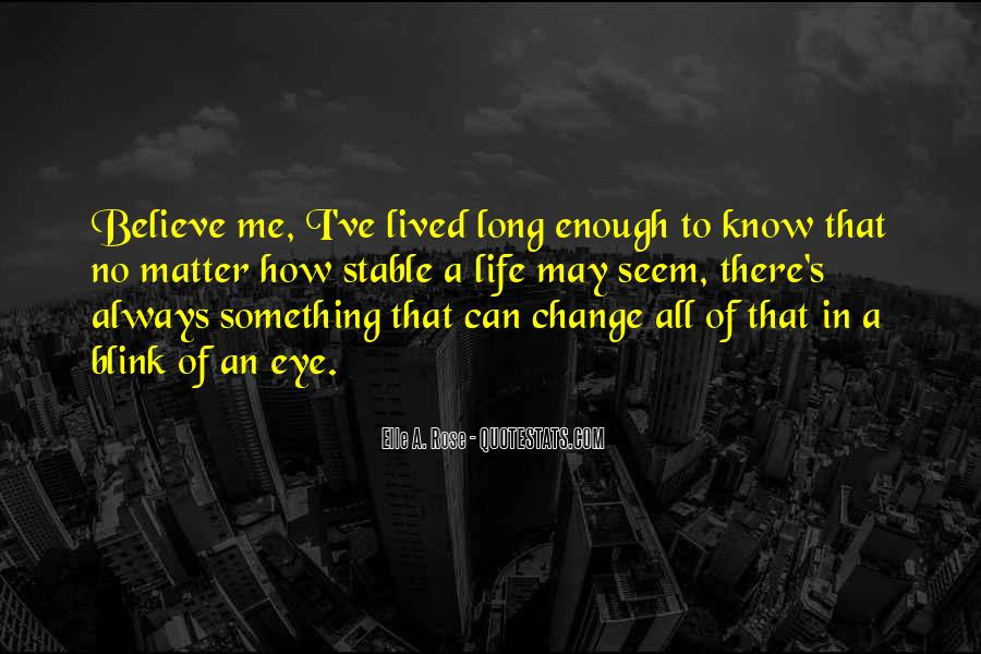 Ya've Quotes #253712