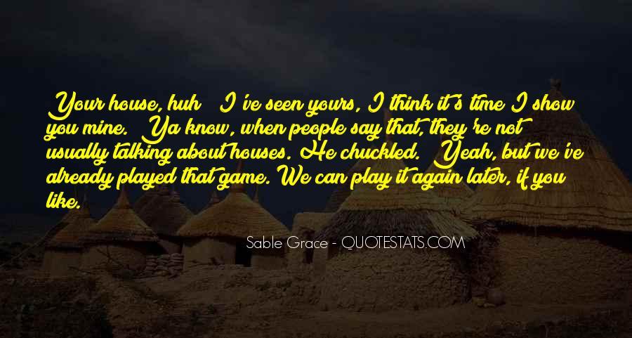 Ya've Quotes #832672