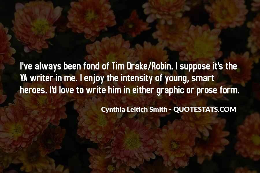Ya've Quotes #972563
