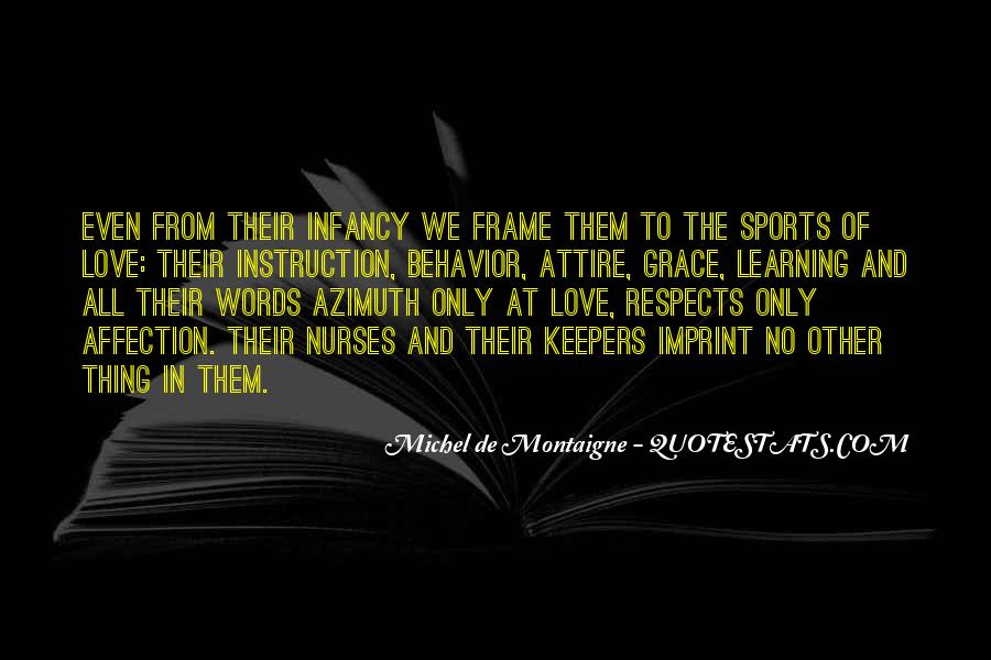 Quotes About Sports Attire #1560667