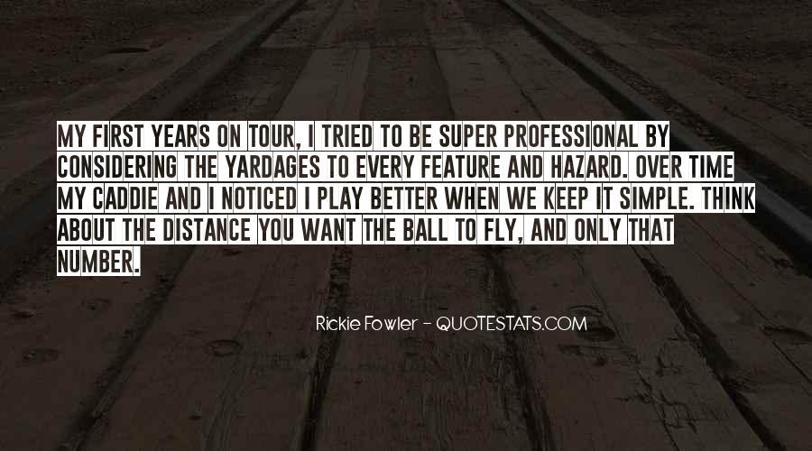 Yardages Quotes #554254
