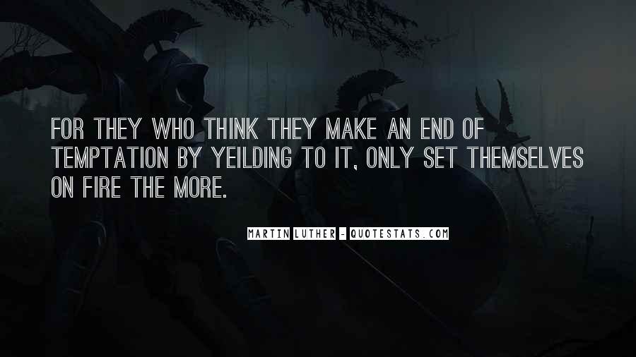 Yeilding Quotes #460201
