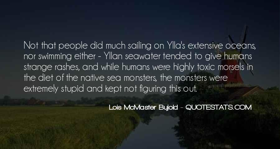 Ylla's Quotes