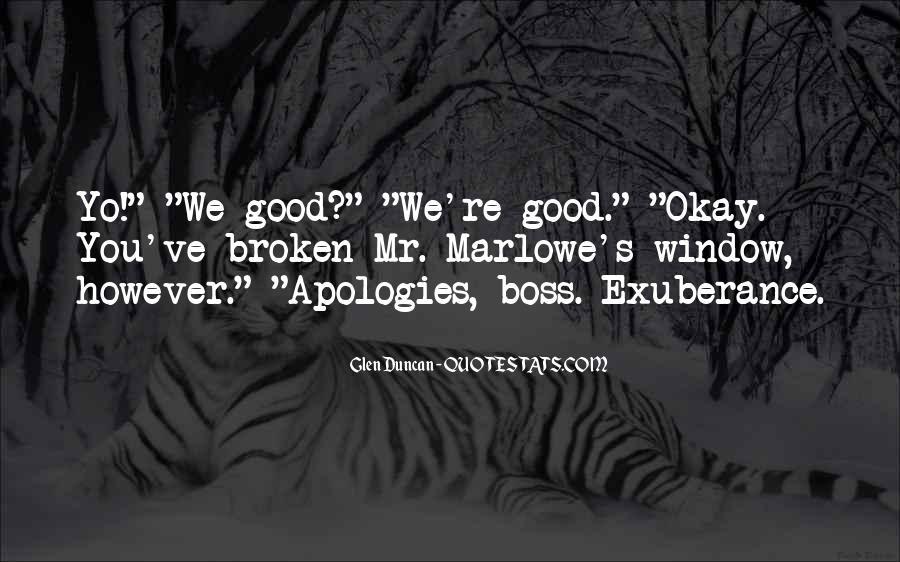 Yo've Quotes #1492005