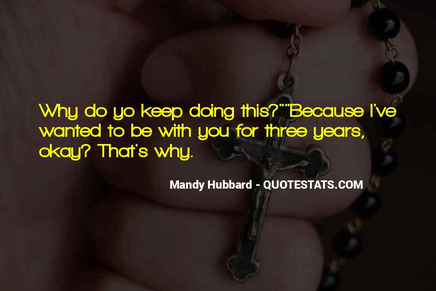 Yo've Quotes #1495750