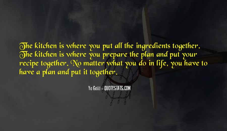 Yo've Quotes #17600