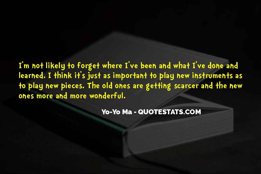 Yo've Quotes #1828052