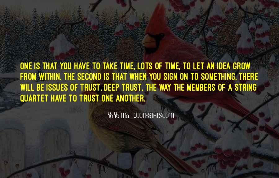 Yo've Quotes #225652