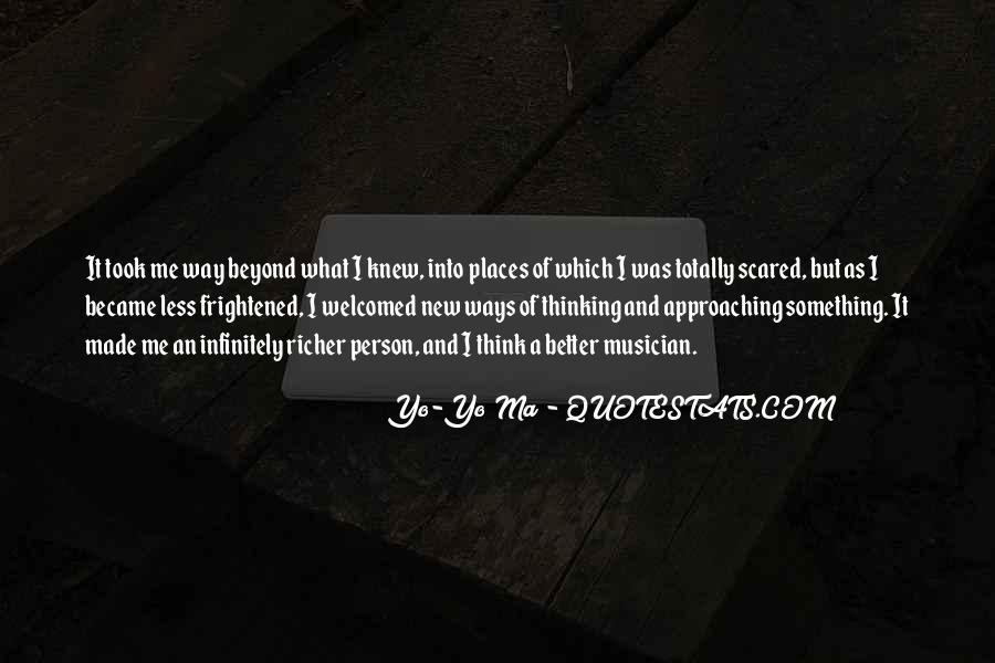 Yo've Quotes #228591