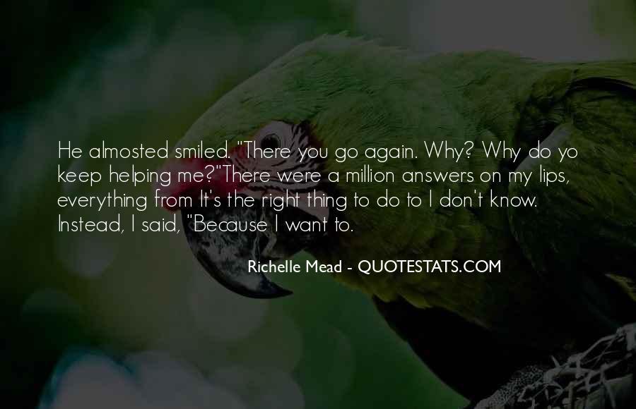 Yo've Quotes #241989