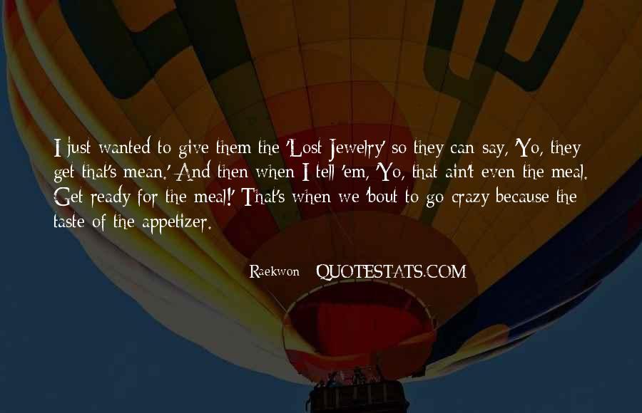 Yo've Quotes #267759