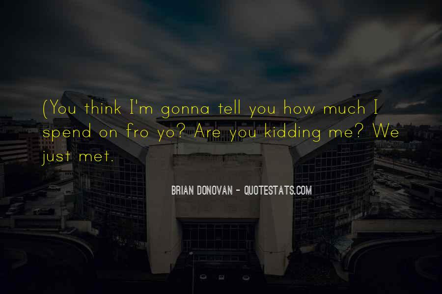 Yo've Quotes #267974