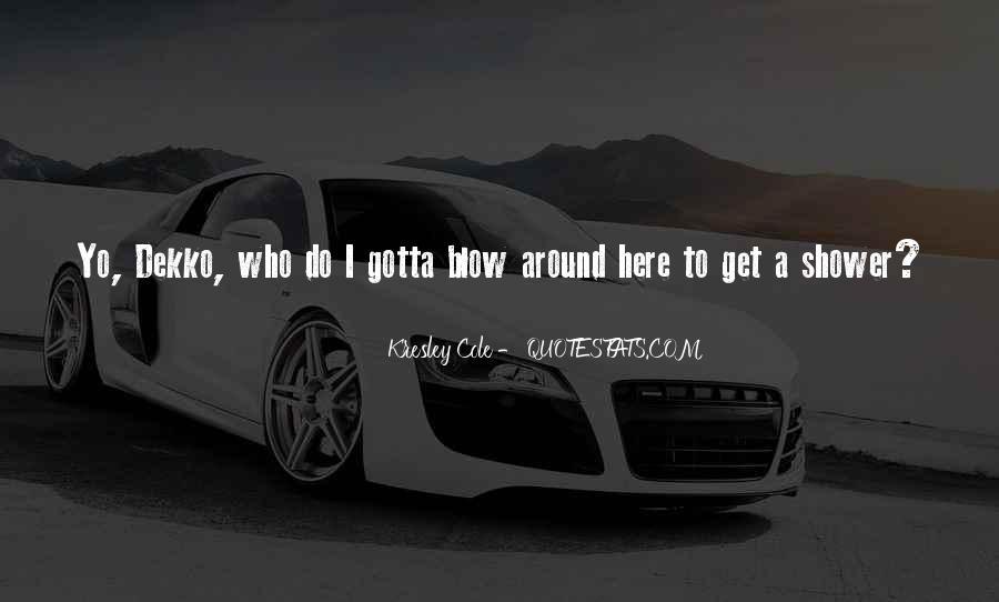 Yo've Quotes #29029