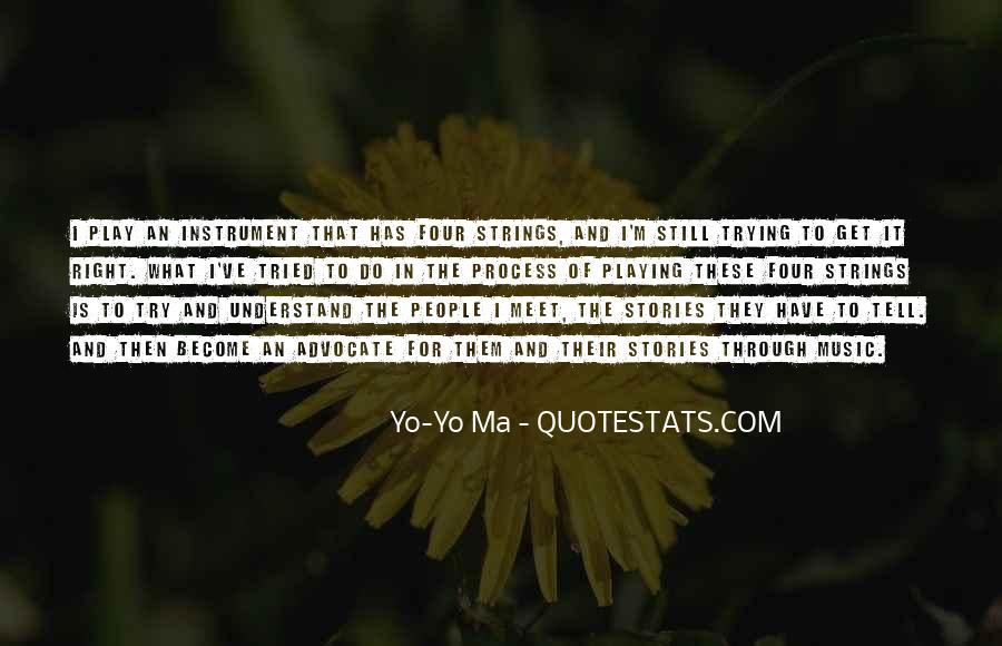 Yo've Quotes #521477