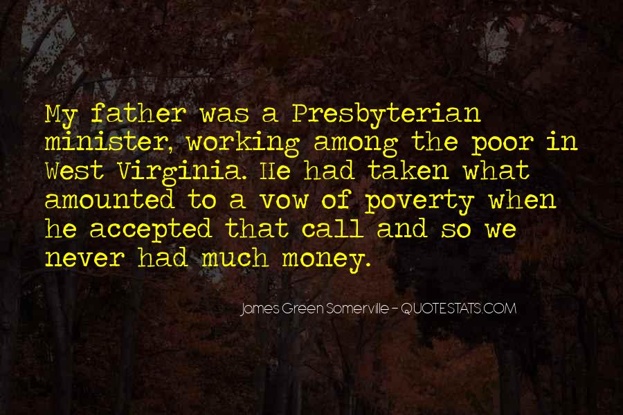 Quotes About Green Money #562108
