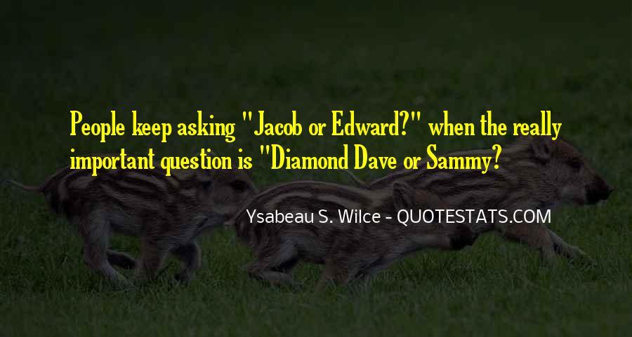 Ysabeau Quotes #509723
