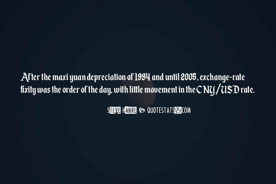 Yuan's Quotes #1140280