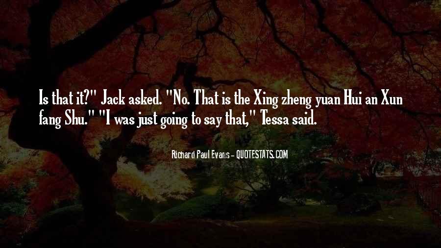Yuan's Quotes #1427138