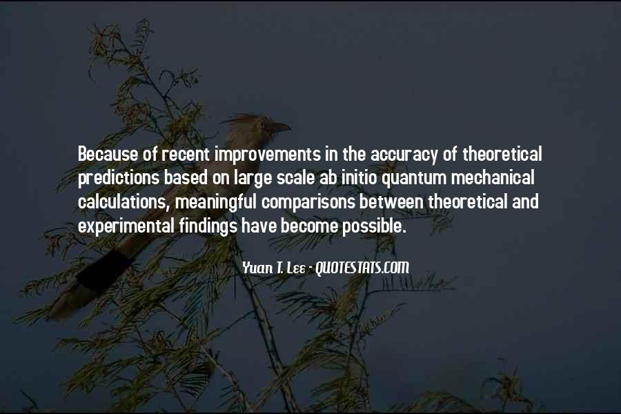 Yuan's Quotes #662898